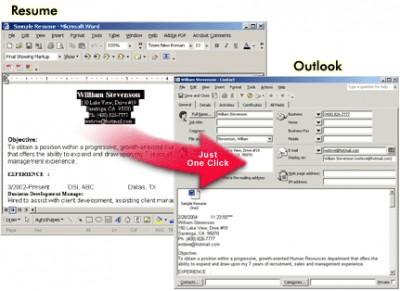 ResumeGrabber Standard 4.5 screenshot