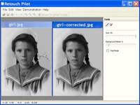 Retouch Pilot 3.7.3 screenshot
