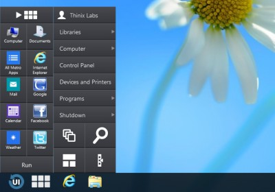 RetroUI Pro (64-bit) 3.0.2 screenshot