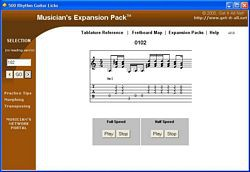 Rhythm Guitar Licks and Riffs 3.0 screenshot