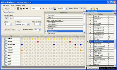 Rhythm Rascal 3.4 screenshot