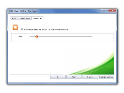 Ribbon Helper for Office 2.1 screenshot
