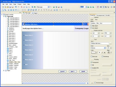 Right Autorun Pro 2.1 screenshot
