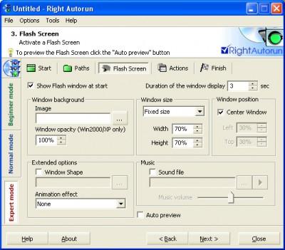 Right Autorun 1.0 screenshot