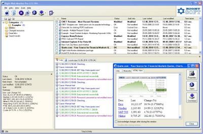 Right Web Monitor Pro 2.5.194 screenshot