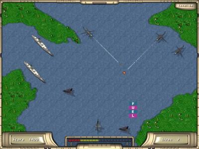 River Raider 1.0.9 screenshot