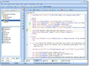 RJ TextEd v3.80 screenshot