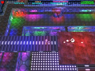 Robot Invasion 1.0 screenshot