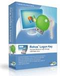 Rohos Logon Key 3.0 screenshot