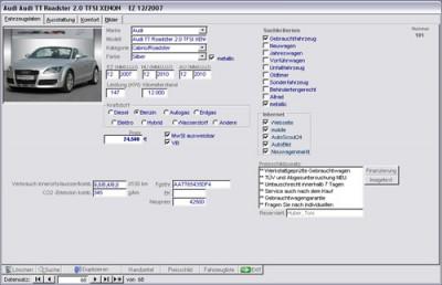 RU Kfz-Webseite 1.1.3 screenshot