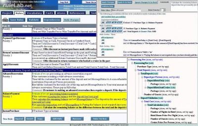 RuleLab.Net Business Rules Engine (BRE) 1.5.14 screenshot