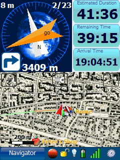 Run.GPS Trainer UV 2.3.8 screenshot