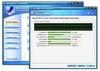 Safe Registry Cleaner 3.87 screenshot