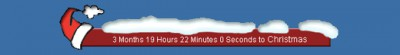 Santa's Christmas Countdown 1.01 screenshot