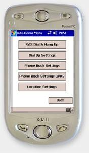 SapphireRAS 09.50 screenshot
