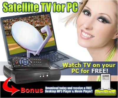 Satellite TV for PC - Titanium 2014.4194 screenshot