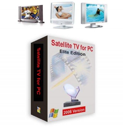 Satellite Tv For Pc Elite 2007 screenshot