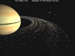 Saturn7 screensaver 4.1 screenshot