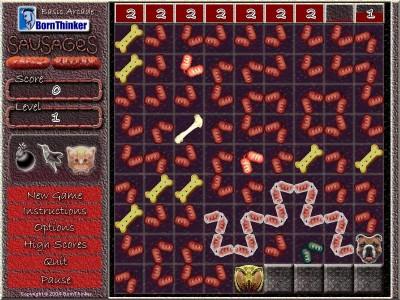Sausages 1.0 screenshot