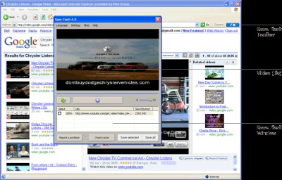 Save Flash 4.1.0328 screenshot