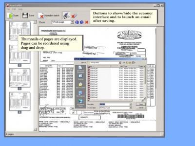 Scan POD to PDF 3.1 screenshot