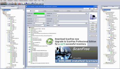 SCANFREE FREEWARE EDITION 5.2.3.0 screenshot