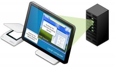 Scanner for Remote Desktop 1.8 screenshot