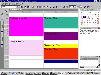 Scheduleview 3.0.76 screenshot