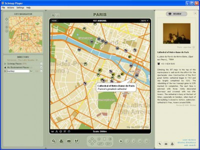 Schmap World 2.0 screenshot