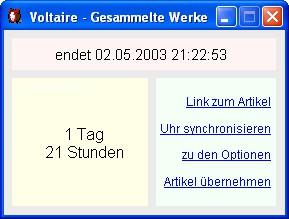 Schnapper 1.6.160 screenshot
