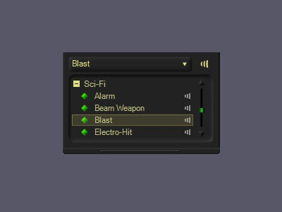 Sci-Fi Sounds - MorphVOX Add-on 1.3.1 screenshot