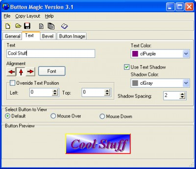SCP Button Magic 4.0 screenshot