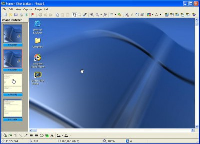 Screen Shot Maker 2.5.9.3 screenshot