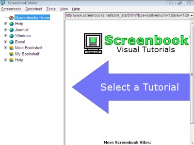 Screenbook Maker 1.5.1 screenshot