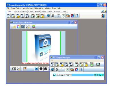 ScreenCamera.Net 1.4.6.30 screenshot