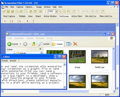 Screenshot Pilot 1.46 screenshot
