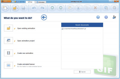 SD Easy GIF 4.5 screenshot