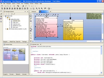 SDE for IBM WebSphere (PE) for Windows 3.0 Profes screenshot