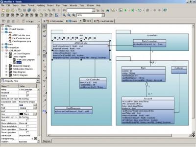 SDE for JBuilder (CE) for Windows 3.0 Commun screenshot