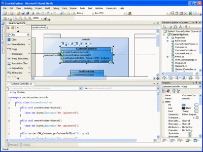 SDE for Visual Studio (PE) for Windows 4.3 screenshot