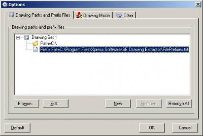 SE Drawing Extractor 3.7.52 screenshot