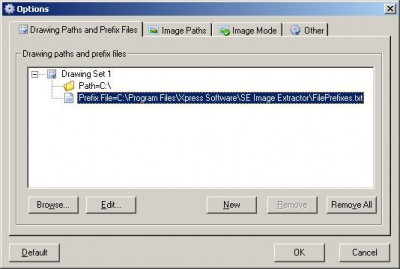 SE Image Extractor 3.7.52 screenshot