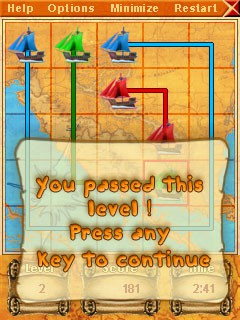 Sea puzzle for Pocket PC 1.0 screenshot