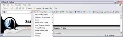 Search Toolbar 1.0 screenshot