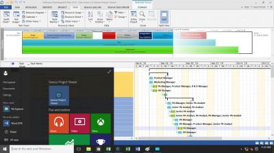 Seavus Project Viewer™ 14 screenshot