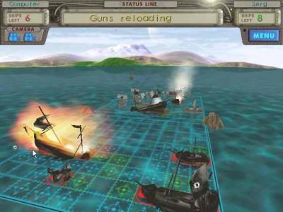 SeaWar: The Battleship 1.27 screenshot