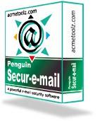 Secur-e-mail for Windows 1.20 screenshot