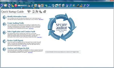 Secure SQL Auditor 3.0.20.002 screenshot