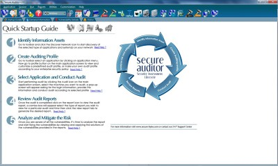 Secure Windows Auditor 3.0.20.002 screenshot