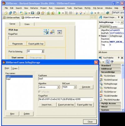SecureBridge 9.2 screenshot